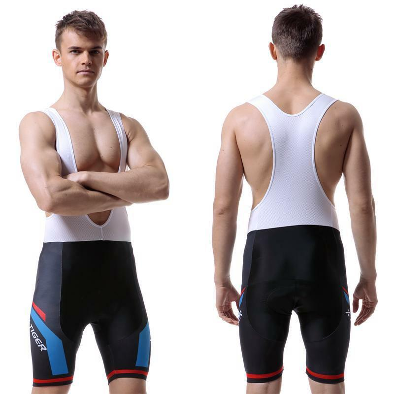 8 colors Cycling Bib Shorts Summer Coolmax 5D Gel Pad  Bike Tights Bicycle Pants  shop makes buying and selling