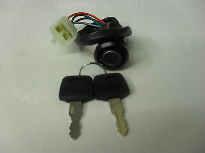 Ignition Switch for 2006 Honda CG 125 ES6
