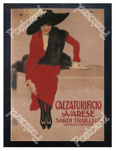 Historic-Sardi-Trolli-Shoes-1897-Advertising-Postcard