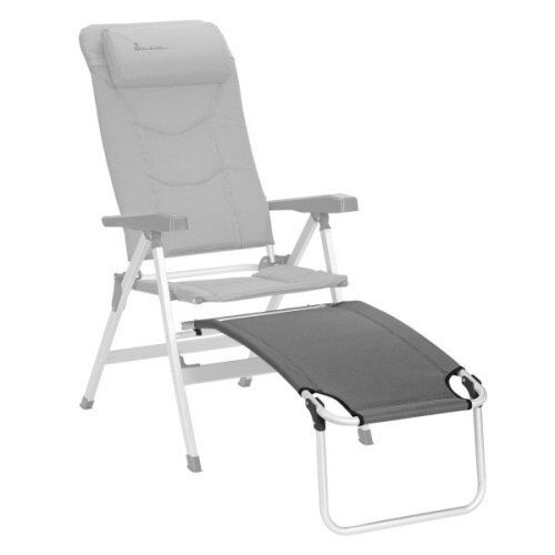 Loke /& Beach Chair Light Grey 700006233 ISABELLA Footrest for the Thor