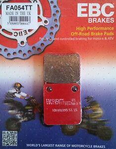 EBC-FA054TT-Brake-Pads-Front-Honda-CG125-MBX80-Suzuki-DR125-TS125X