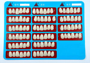 Dental Composite Veneers Teeth Whitening Temporary Crowns A2 A3
