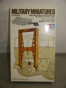 Tamiya-35243-Tank-Recovery-Accessory-Set-Military-Miniature-1-3-5-K12