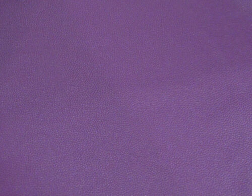 pb311t Purple Faux Leather Skin 3D Box Square Sofa Seat Cushion Cover*Custom Siz