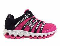 K-swiss Preschool Girls' Tubes Run 100 Mesh Running Shoes Pink 52441-688 Sz 2.5