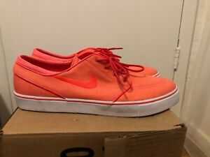 Nike SB Janoski Atomic Red size 14
