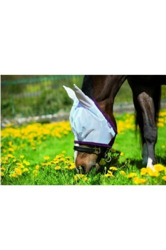 Horseware Amigo Finemesh Flymask with Ears
