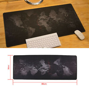 Useful office world map large cloth extended rubber gaming mouse image is loading useful office world map large cloth extended rubber gumiabroncs Image collections