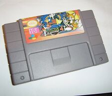 Sonic The Hedgehog 4 game for Nintendo SNES Super Famicom console