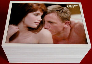 RITTENHOUSE JAMES BOND  FEMME FATALES,GOLD GALLERY,PROMO SELECTION