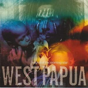 WEST-PAPUA-Sound-Of-The-Morning-Star-CD-2003-EMI-Australia-581855-2-David-Bridie