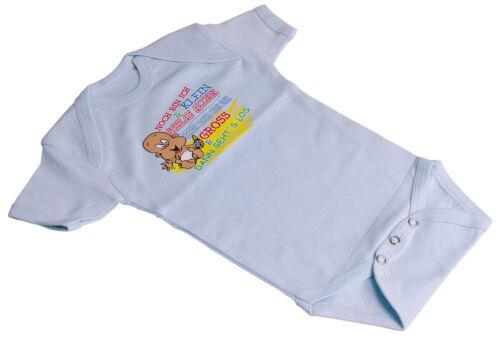 Baby Body verschiedene Motive 0-24 Monate Opas Omas Liebling Strampler 083XX