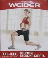 Weider Neoprene Reducing Shorts Xxl-xxxl - In Box