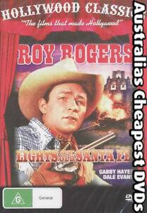 Lights-Of-Old-Santa-Fe-DVD-NEW-FREE-POSTAGE-WITHIN-AUSTRALIA-REGION-ALL