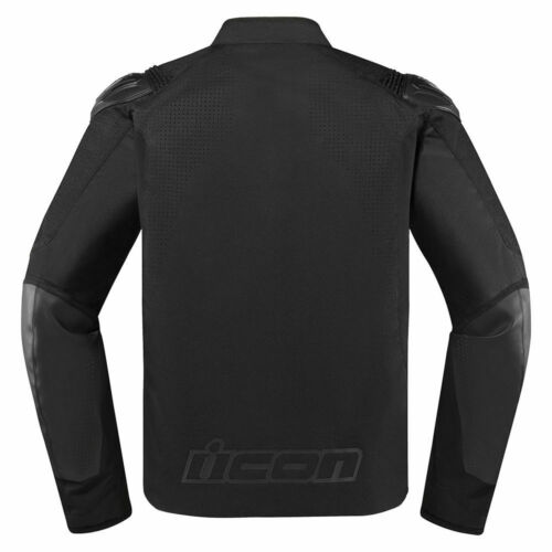 2019 Icon Overlord SB2 Prime Motorcycle Street Bike Jacket Pick Size//Color