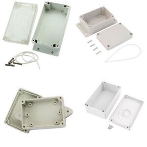 Waterproof-Plastic-Electronic-Instrument-Project-Enclosure-Box-Case-US