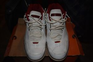 dfa218f3d3e7 Nike Air Zoom Generation 1 LeBRON JAMES 2003 Rare Shoes 308214-161 ...