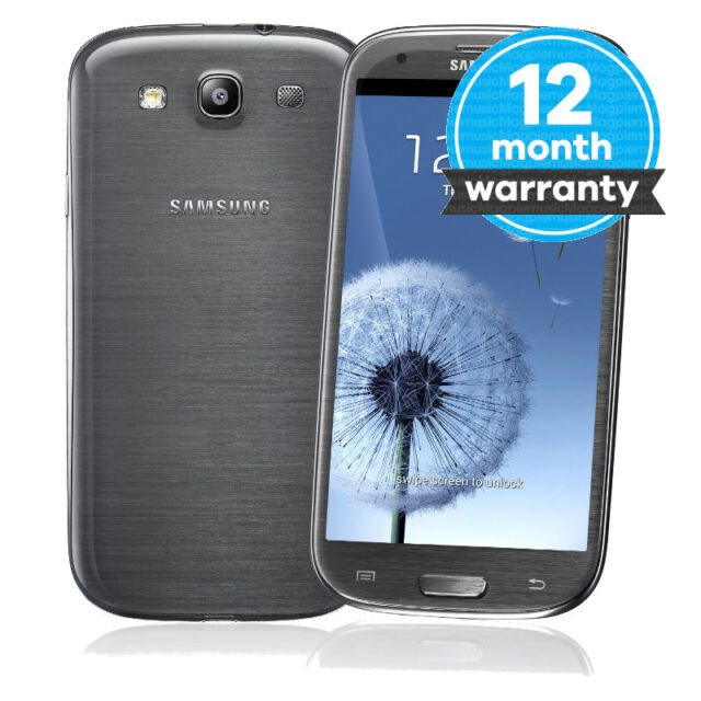 Samsung Galaxy S III I9305 - 16GB - Grey (Unlocked) Smartphone