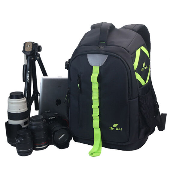 Luxury DSLR Camera Backpack Rucksack Waterproof Bag for Canon EOS Sony Nikon