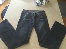 G by Guess Naomi Low Boot Cut Jeans sz 27