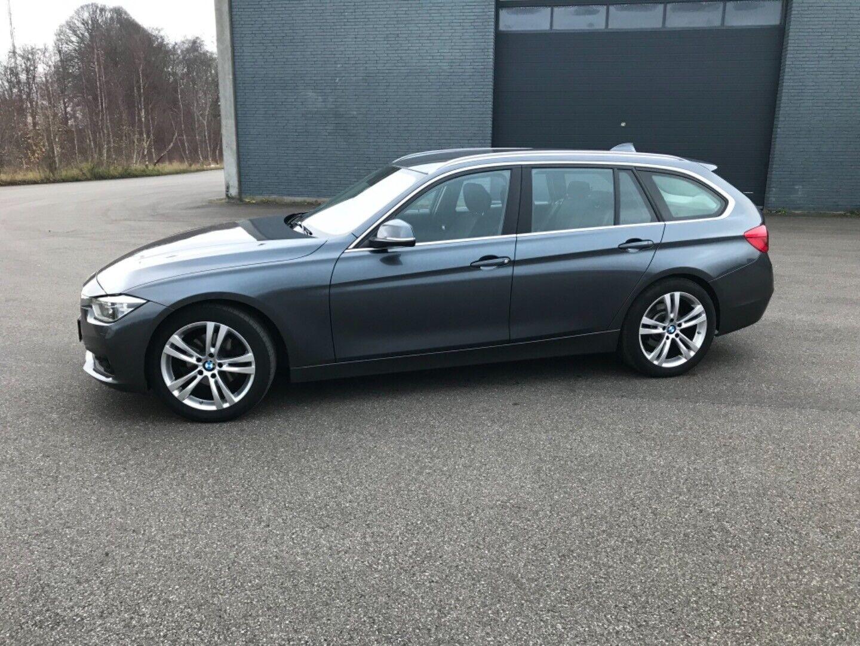 BMW 320d 2,0 Touring aut. 5d - 269.500 kr.