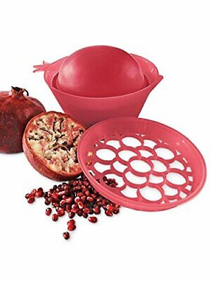 Plastic Pomegranate Anar Seed Extractor Cutter with Oranges Juicer
