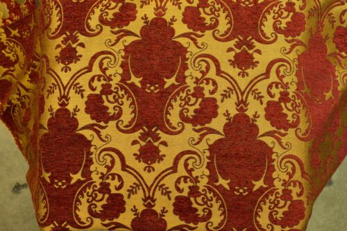3 Yards  of Chenille for  Upholstery /& Drapery Fabric