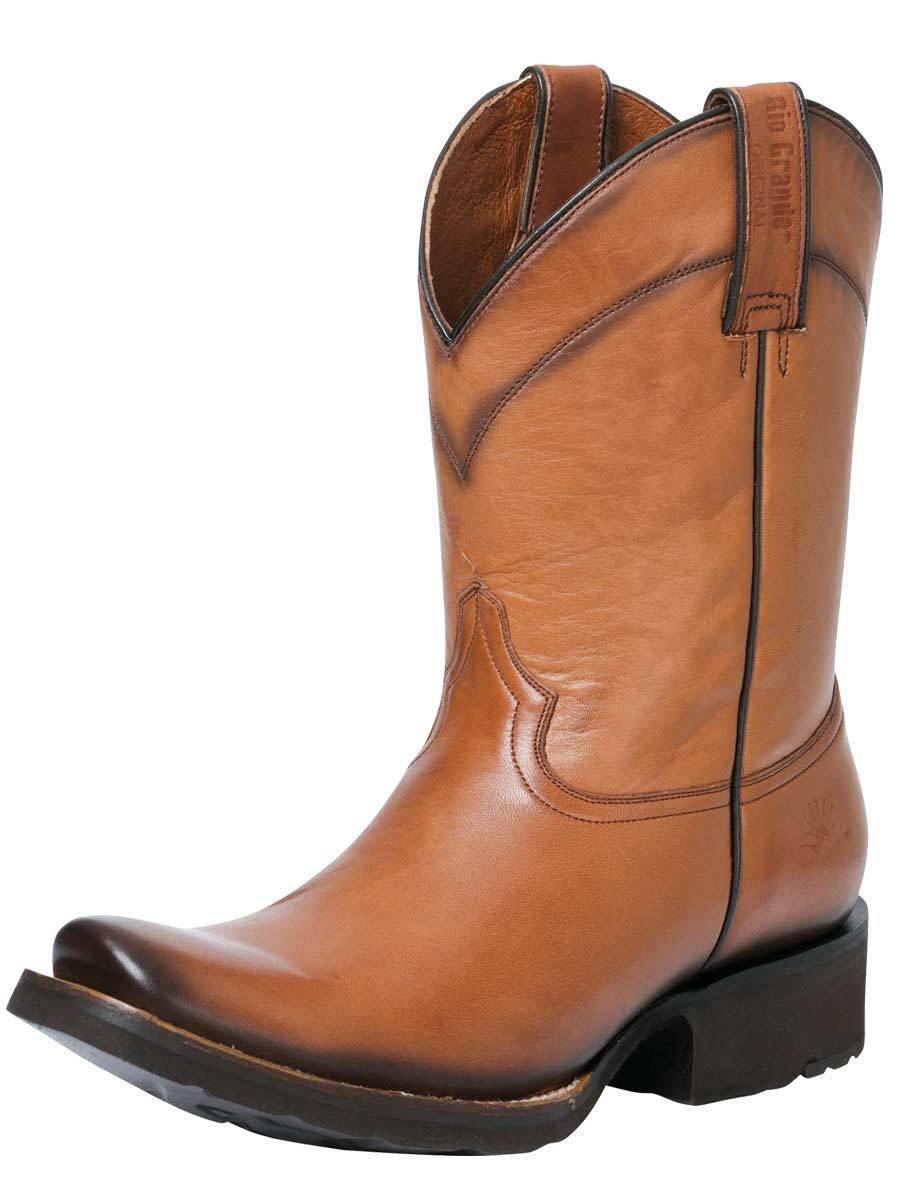 Bota Rodeo Rio Grande Roy Liga Whisky ID 40523