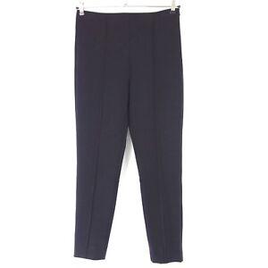 Thomas-Rath-Couture-Semi-Pantalon-Femmes-Golightly-40-Laine-Noir-Np-294-Neuf