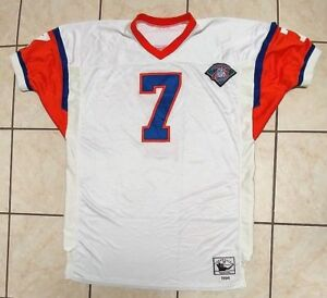 factory authentic e0077 8c6bb Details about Mitchell & Ness 1994 John Elway throwback jersey size 56 3xl  retail 300$