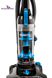 wholesale dealer 82a42 4b5d6 Image is loading BISSELL-PowerForce -Helix-Bagless-Upright-Vacuum-Cleaner-2191-