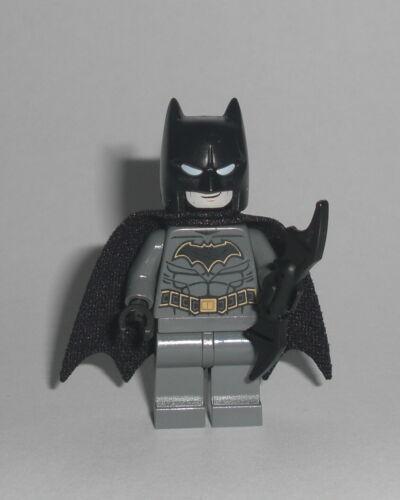 Figur Minifig Batcave Gotham 76119 76120 76122 LEGO Super Heroes Batman grau