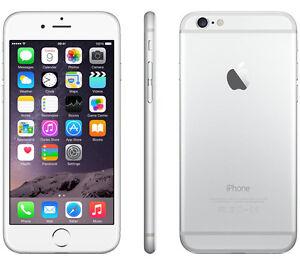 APPLE-IPHONE-6-16GB-SILVER-GRADO-A-B-SMARTPHONE-CELLULARE-RICONDIZIONATO