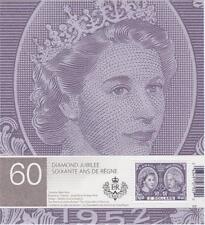 Canada 2012 Souvenir Sheet #2540 - QE II Diamond Jubilee - MNH