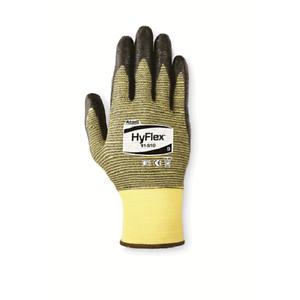 Size 8 12 Pair 1 dozen Ansell HyFlex 11-510  Cut Resistant Gloves