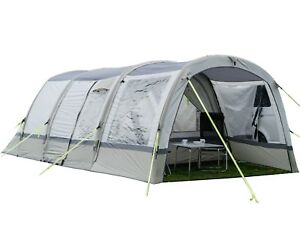Inflatable-Awning-Extension-to-fit-OLPRO-Cocoon-Breeze-Sage-Green-amp-Chalk