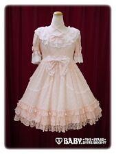btssb florenzia op pink sweet lolita dress kawaii japan princess baby the stars