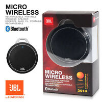 Brand Jbl Micro Wireless Portable Bluetooth Speaker (black)
