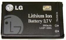 2X LG Original LGIP-430G Battery CU720 SHINE CF360 KS500 KF757 SBPL0090901