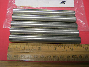 Standoff-10-32-x-1-2-034-OD-X-4-1-2-Long-Stainless-LOT-OF-5