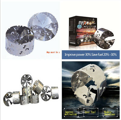 Multifunction Power Fuel Saver 54-59mm Turbocharger Fuel Saver Oil Accelerator
