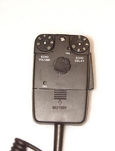 Workman-DM1000-Powered-Tornado-Echo-Mic-for-CB-Ham-Amateur-Radio-4-Pin-Superstar