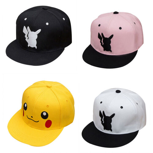 Women Pokemon Go Baseball Hat Cap Team Mystic InstInct Valor Hat Adjustable New