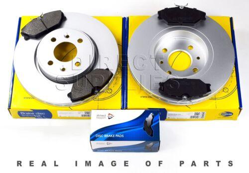 Essieu Avant Frein Kit Disques Et Plaquettes Pour RENAULT Comline ADB0526 ADC1517V
