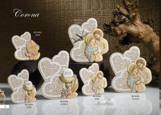 Costo Medio Bomboniere Matrimonio.Bomboniere Dolcicose Battesimo Matrimonio Sacra Famiglia Corona