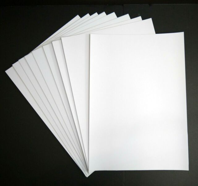 photo about Printable Self Adhesive Vinyl Roll identify The greater part A4 VINYL INKJET LASER Printable Self Adhesive Sticker White Matt Watertight