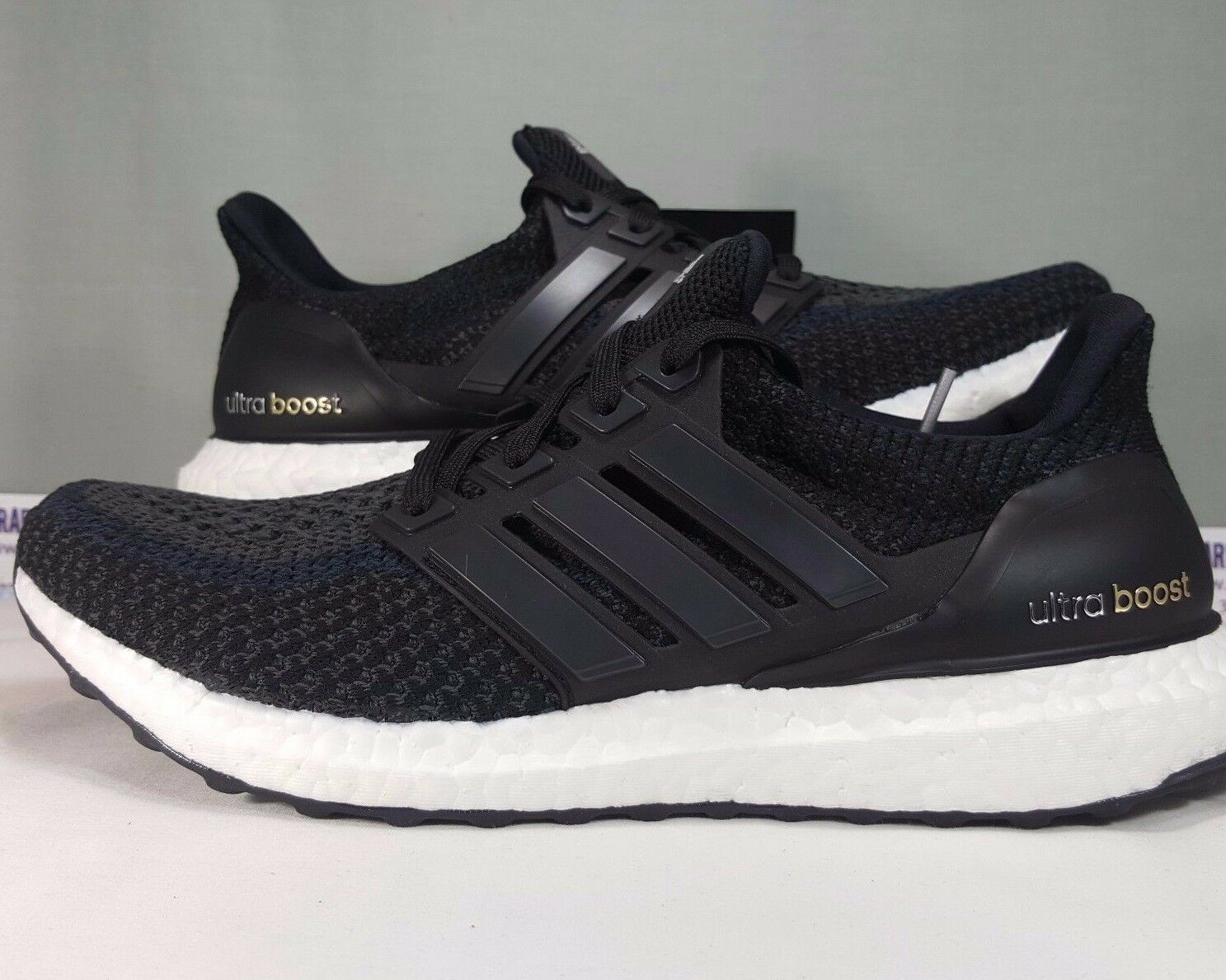 Adidas ultra Boost Core Negro zapatos bb3910 ultraboost mujer running zapatos Negro cómodos 3a582f