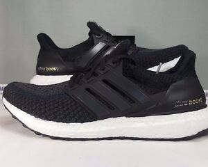 promo code 140d6 cbf76 Image is loading Adidas-Ultra-Boost-Core-Black-BB3910-UltraBoost-Women-