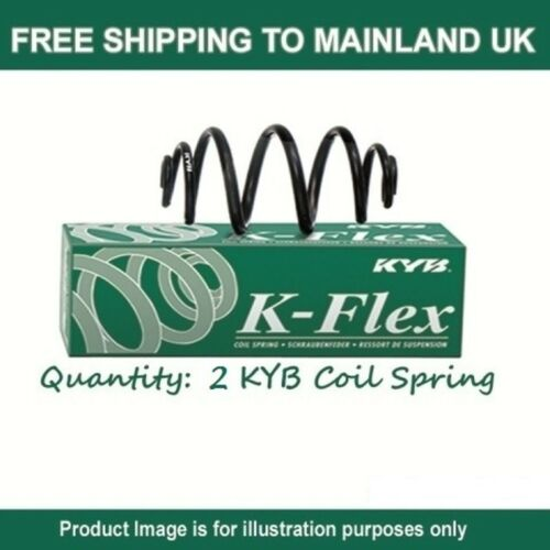 pair Fit with PEUGEOT 205 Front coil spring RA1542 1L
