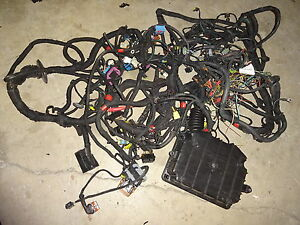 maserati granturismo front end engine complete cable wiring harness rh ebay com Wiring Harness Diagram Wiring Harness Diagram